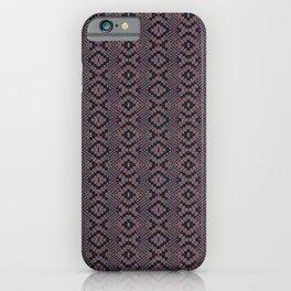 Pattern 1002 iPhone Case