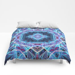 Mirror Cube Comforters