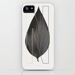 ABC Plants – N iPhone Case