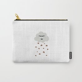 Poo- weather Carry-All Pouch
