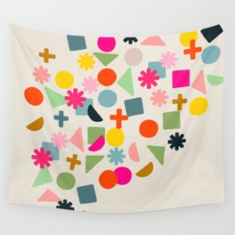 Caos Wall Tapestry