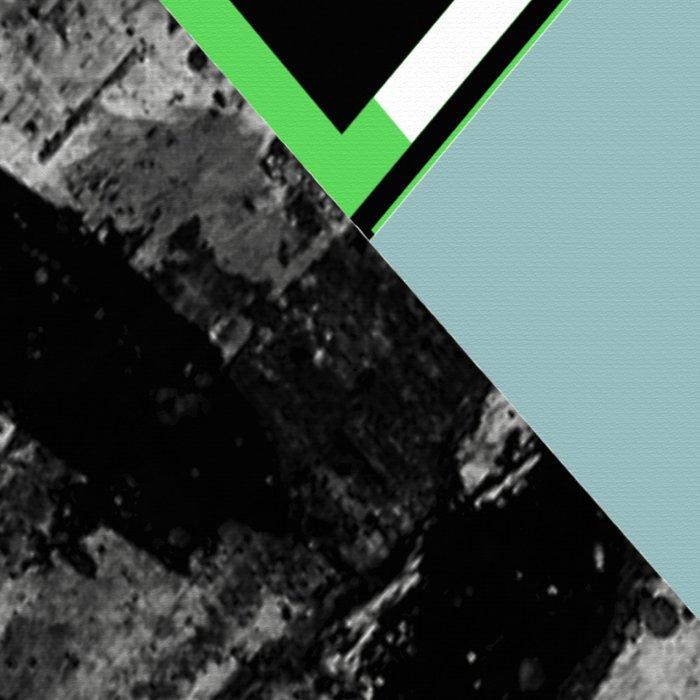 Conformity - Abstract, Textured, Geometric, Pop Art Leggings