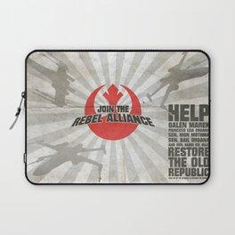 Join the Rebel Alliance Laptop Sleeve