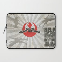 Join the Rebel Alliance Laptop Sleeve