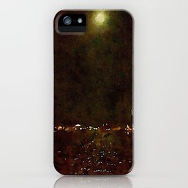 One In The Morning iPhone Case