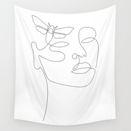Give Me Wings Wall Tapestry