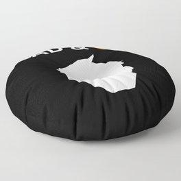 Shiro Dead & Gay Light Text Floor Pillow