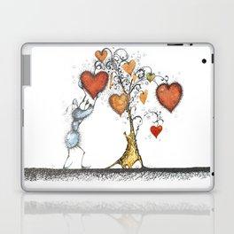Tree of hearts Laptop & iPad Skin