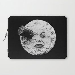 A Trip to the Moon 1902 - Artwork for Wall Art, Prints, Posters, Tshirts, Men Women Kids Laptop Sleeve