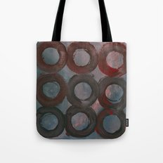 Murder Mystery Tote Bag