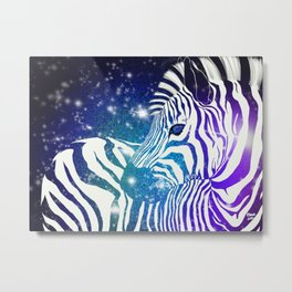 Beauty In Difference Metal Print