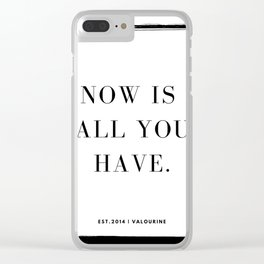 30   | Mantra 190426 Clear iPhone Case