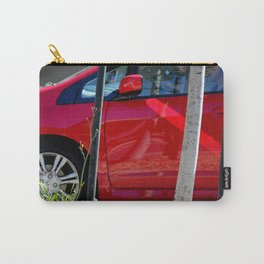 Red Hot At High Noon Carry-All Pouch