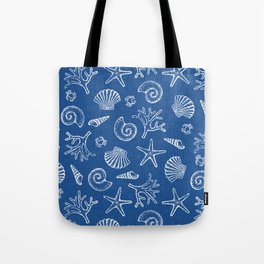 Lovely life on beach Tote Bag
