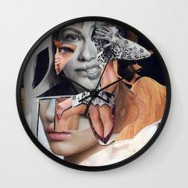 Ocean of Me Wall Clock