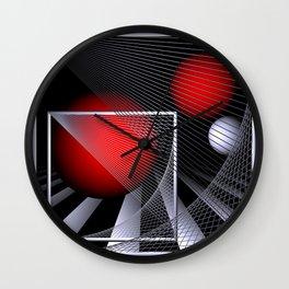 liking geometry -4- Wall Clock