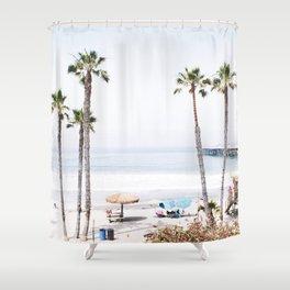Palm Beach Shower Curtain