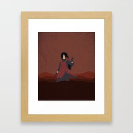 Madara Uchiha Framed Art Print