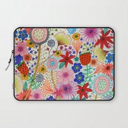 fleur-moi Laptop Sleeve