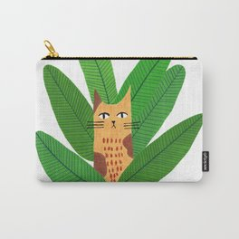 Jungle cat Carry-All Pouch
