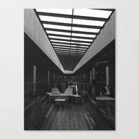 melbourne Canvas Prints featuring MELBOURNE by AdventurousMelburnian