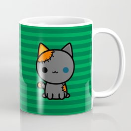 Cute spooky kitty Coffee Mug