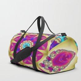 Guardians Of The Void Mandala 2 Duffle Bag