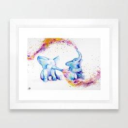 Sorella Framed Art Print