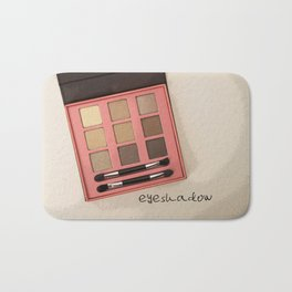 Eyeshadow Bath Mat