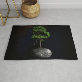 The Fourth Sanctuary in Space Rug