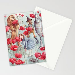 Poppy Dreams Stationery Cards