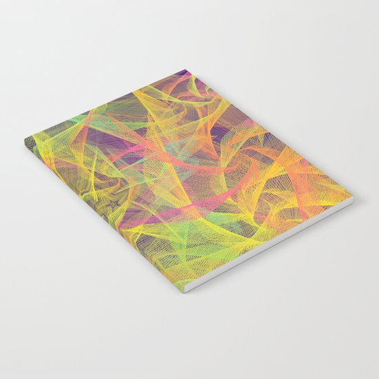Blend Everywhere Notebook