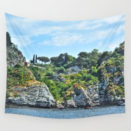 Taormina, Sicily II Wall Tapestry