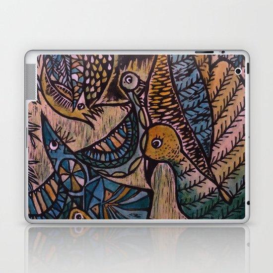 Birds (2) Laptop & iPad Skin