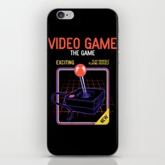 Video Game iPhone & iPod Skin