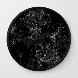 Artificial Constellation 200.03.4252 Wall Clock