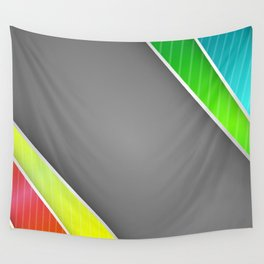 Abstract2 Wall Tapestry