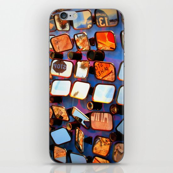 colorful fragments of life iPhone & iPod Skin