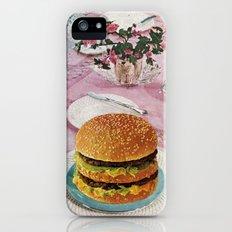 BURGER Slim Case iPhone (5, 5s)
