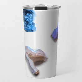 FLUORESCENT MINERALS Travel Mug
