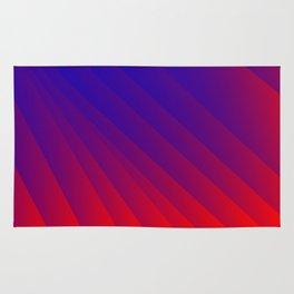 Color Fan Rug