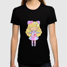 Fairy Kei Kitty T-shirt