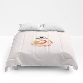 Minimalistic BB-8 Comforters