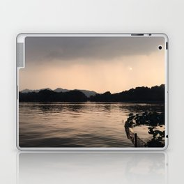PERSPECTIVE // Sunset over West Lake, Hangzhou Laptop & iPad Skin
