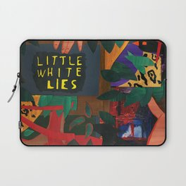 Little White Lies Laptop Sleeve
