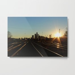 Queen City Metal Print