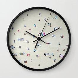 Bathing Beauties Wall Clock