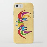 crab iPhone & iPod Cases featuring Crab by Aleksandra Mikolajczak