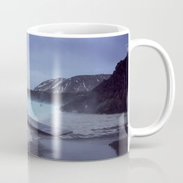 Blue Lagoon Blues Coffee Mug