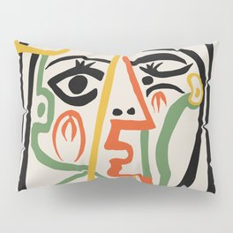 Picasso - Woman's head #1 Pillow Sham